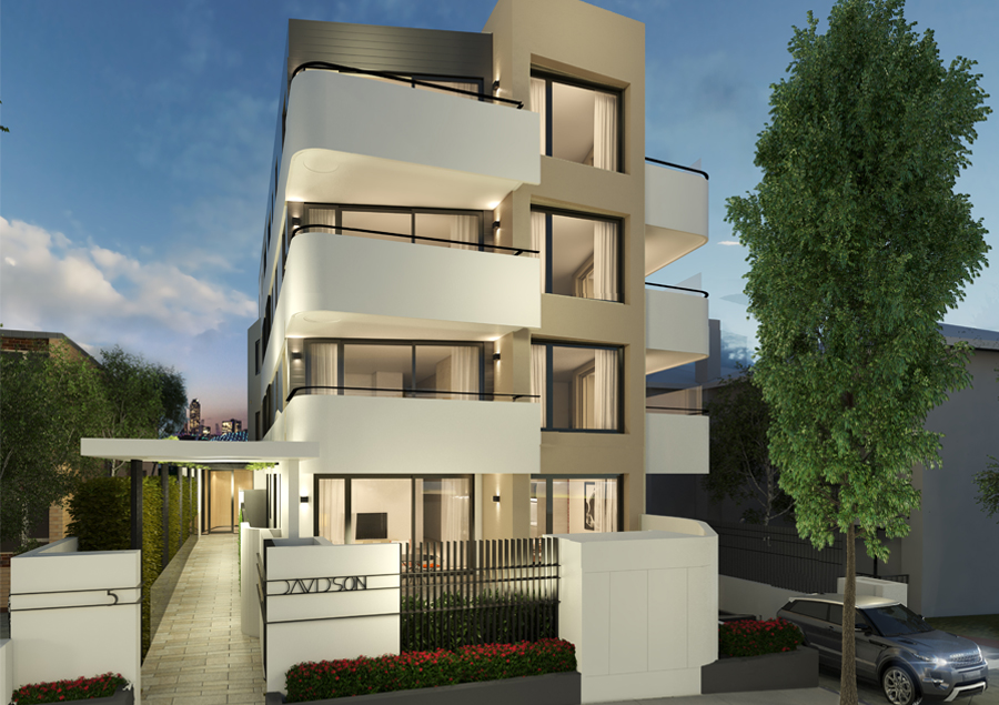 Demaine Partnership - Davidson Street - South Yarra