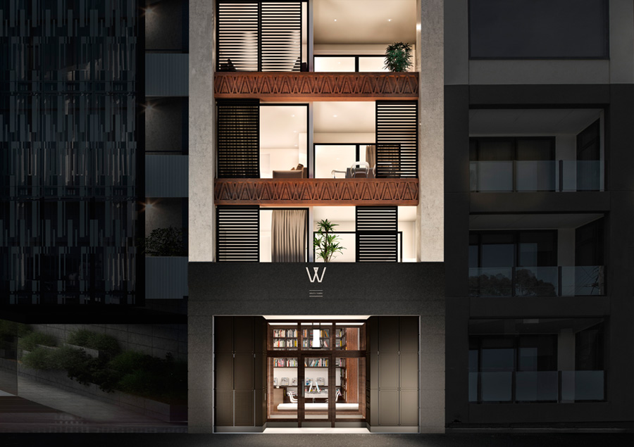Demaine Partnershio - Wilson St - South Yarra - 1