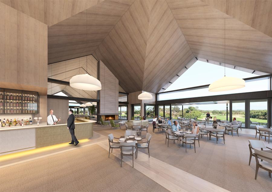 Demaine Partnership - Peninsula Golf Club -C
