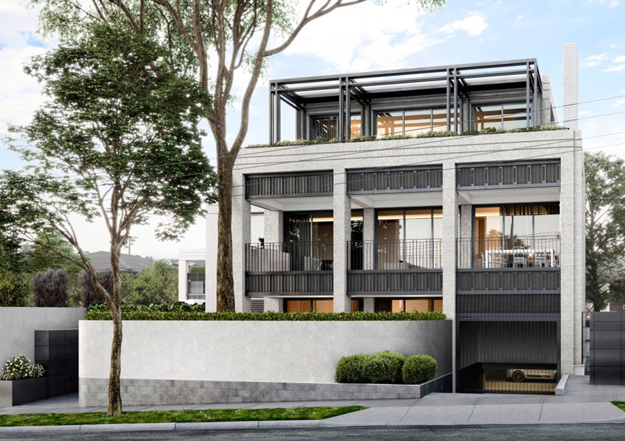 Demaine Partnership - Washington St - Toorak